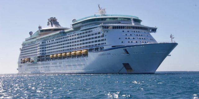 Olyckor med kryssningsfartyg